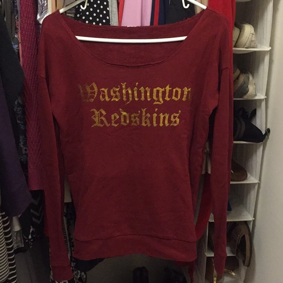 6e77b374e VS PINK Washington Redskins sweatshirt. M 5b636f74b6a942e13dd2940e